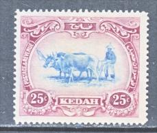KEDAH   13   * - Kedah