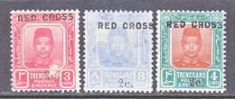 TRENGGANU  B 1-3   *   RED  CROSS - Trengganu