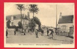 CPA: Fleury Aux Choux (45)  La Grande Rue  (BF N°216) - France