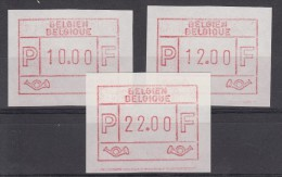 ATM58 **, Cote = 80 € (X21268) - Vignettes D'affranchissement