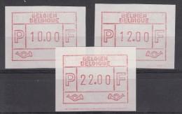 ATM58 **, Cote = 80 € (X21268) - Frankeervignetten