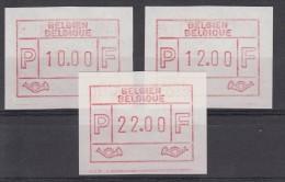 ATM58 **, Cote = 80 € (X22160) - Vignettes D'affranchissement