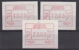 ATM58 **, Cote = 80 € (X22161) - Vignettes D'affranchissement
