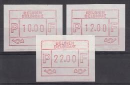 ATM58 **, Cote = 80 € (X22170) - Automatenmarken (ATM)