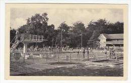 Prachtig Zicht In Het Provinciaal Domein Huizingen Zwembad Vue Des Dépendances Du Domaine Provincial Huizingen Piscine - Beersel