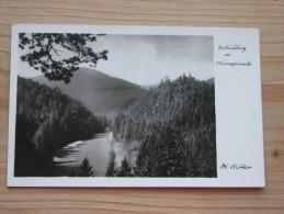 AK 188 - Vorfrühling Im Thüringerwald - Lichtenau – Schönbrunn – Gießübel – Altenfeld – Gehren - Unbeschrieben - Gut - Gehren