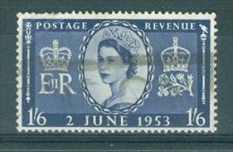 GREAT BRITAIN - Mi. Nr 277 - Gest./obl./cancelled - Cote 5,00 € - 1952-.... (Elizabeth II)