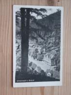 AK 189 - Schwarzwald Bei Ohrdruf Im Thüringer Wald - Unbeschrieben - Gut Erhalten - Gehren