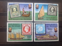 Tsjaad / Chad - Complete Serie Sir Rowland Hill 1979 - Tsjaad (1960-...)