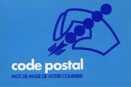 FRANCE - Propagande Du Code Postal Dans Les Années 1970 / 80 - Nantes 44100 - Documents De La Poste