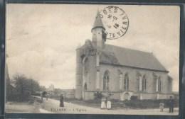 CPA 60 - Tillard, L'église - Other Municipalities