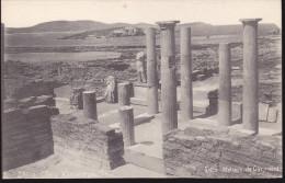 CPA - (Grèce) Delos - Maison De Cleopatra - Greece