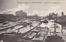 - 67- Strasbourg - Le Port Du Rhin - Bassin Du Commerce - - Strasbourg