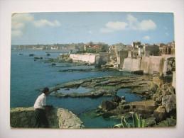 SIRACUSA   SICILIA  VIAGGIATA CONDIZIONI FOTO - Siracusa