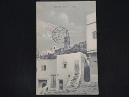 MAROC - Cartes Avec Affranchissement TANGER Et Divers - A Voir - Lot N° 9243 - Maroc (1891-1956)