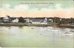 Cosy Harbor House , West Southport, Maine     Ray57 - Etats-Unis