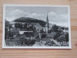 AK 216 - Blick Auf Bergstadt Altenberg Mit Geisingberg - Im Erzgebirge - Unbeschrieben - Gut Erhalten - Altenberg