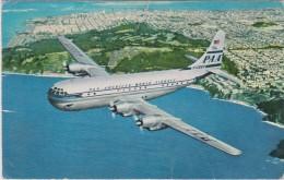 AVION AVIATION   Double Decker Strato Clippers  Boeing 377 Stratocruiser - 1946-....: Moderne