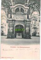 Carte Postale Ancienne De SUISSE – EINSIEDELN – DIE MUTTERGOTTESKAPELLE - SZ Schwyz