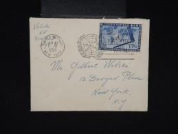 NATIONS UNIES - Enveloppe De New York Pour New York En 1953 -  à Voir - Lot P9182 - Cartas