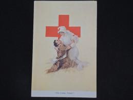FRANCE - Détaillons Collection CP Croix Rouge - A Voir - Lot N° 9271 - Croix-Rouge