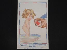 FRANCE - Détaillons Collection CP Croix Rouge - A Voir - Lot N° 9273 - Croix-Rouge