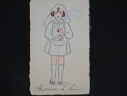 FRANCE - Détaillons Collection CP Croix Rouge - A Voir - Lot N° 9275 - Croix-Rouge