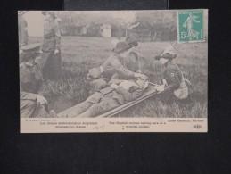 FRANCE - Détaillons Collection CP Croix Rouge - A Voir - Lot N° 9286 - Croix-Rouge