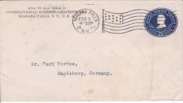 NIAGARA FALLS, LETTRE DE 1907  ( 15060/15) - Etats-Unis