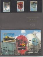 TRV14/TRV16, TRV-BL2 **, In Mapje (X00515) - 1952-....