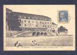 SOMME 83 LE CROTOY Le Grand Hôtel - Frankrijk