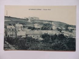Le Tréport, Rue De La Batterie. L'hôtel Des Bains Et De France. - Le Treport