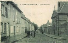 51 SAINTE-MENEHOULD  Avenue Kellermann - Sainte-Menehould