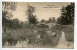 Chevillon Le Canal Pont De Marsan - Chevillon