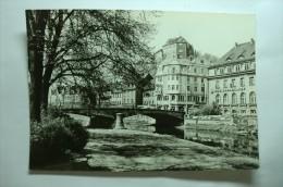 Greiz - Blick Zum Oberen Schloss - Greiz