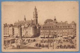 CPA Lille Place Général De Gaulle Non écrite - Lille