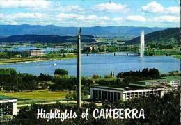 CANBERRA     H23     Highlights Of Canberra - Canberra (ACT)