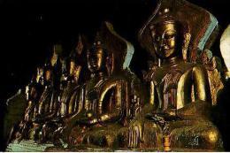 BIRMANIE     H1     Buddha Images In Pindaya Caves - Cartes Postales