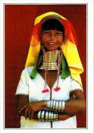 BIRMANIE     H2    Loi-kaw Femmes-girafes - Cartes Postales