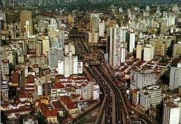 SAO PAULO    H19     Vista Aerea.Elevado Costa E Siloa - São Paulo
