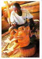 WAMBELE    H1     Sculpteur De Wambele - Burkina Faso