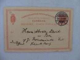 Brevkort Carte Postale Denmark Dänemark Danmark Klampenborg 1910 - Non Classificati