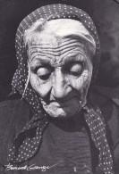 CPSM BERNARD GRANGE Photographe De Montagne - Valloire Savoie - 783 Un Certain Regard - Vieille Femme Ridée - Illustrateurs & Photographes