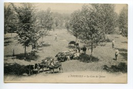 Beaupouyet Fournils Le Coin Des Jeunes (vente 1925) - Périgueux