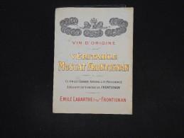 Etiquette Vin - Détaillons Collection - A étudier - Lot N° 9301 - Collections, Lots & Séries
