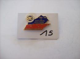 PIN'S - TELETHON - 1er National Telethon 1990/1991 - Tennessee District- Unity For Service National Club- Voir Photo(15) - Verenigingen
