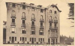 HOTEL DE L'HERMITAGE. FACADE - Trébeurden
