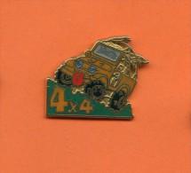 Rare Pins Auto 4 X 4 Zamac Ballard D443 - Otros