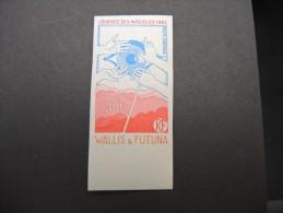 WALLIS & FUTUNA - Essai De Couleur N D - Luxe - Lot N° 9314 - Imperforates, Proofs & Errors
