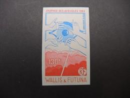 WALLIS & FUTUNA - Essai De Couleur N D - Luxe - Lot N° 9318 - Imperforates, Proofs & Errors